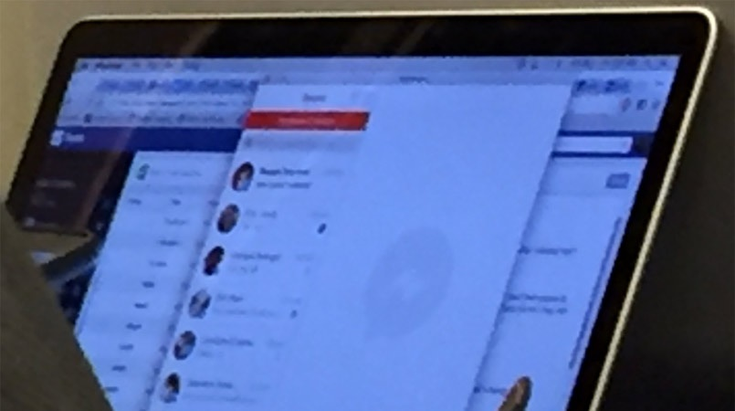 فیسبوک در حال ساخت یک اپلیکیشن پیام رسان برای مک است
