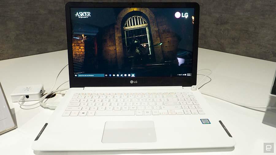 لپ تاپ LG's 15U560