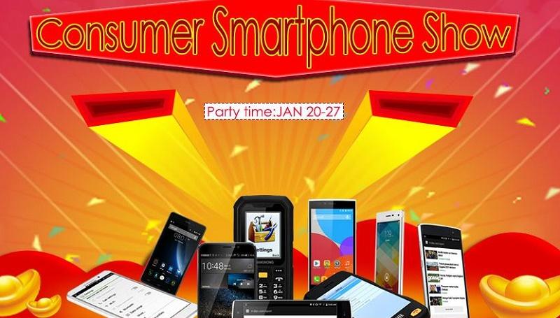 تخفیف خرید گوشیهای مقرون بهصرفه در gearbest