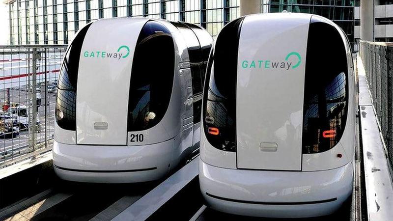 شاتل های بدون راننده تابستان در لندن آزمایش می شوند