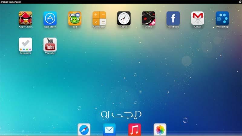 اجرای اپلیکیشن های ویندوز روی مک
