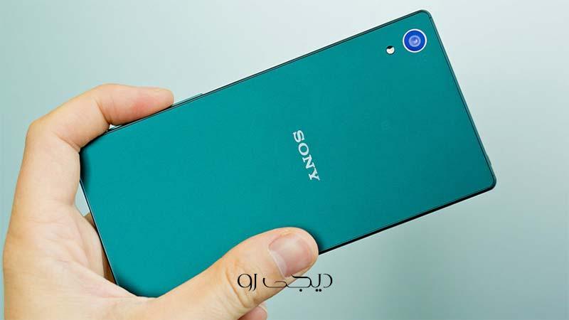 سنسور اثرانگشت Sony z5
