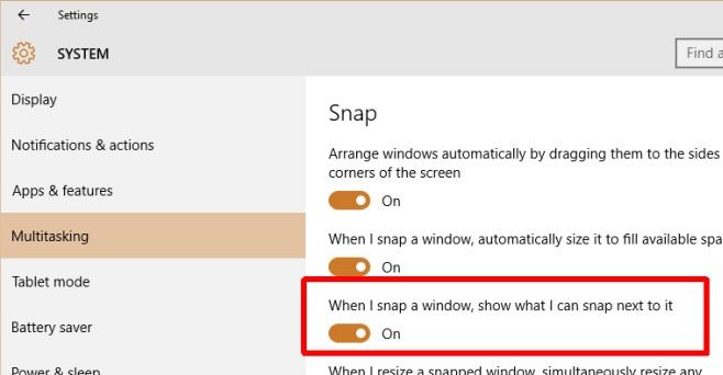 غیر فعال کردن پنجره های پیشنهادی ویندوز 10