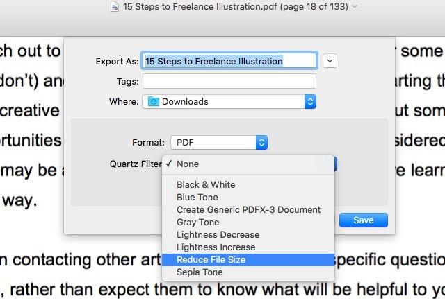 فشرده سازی فایل های PDF با مایکروسافت ورد
