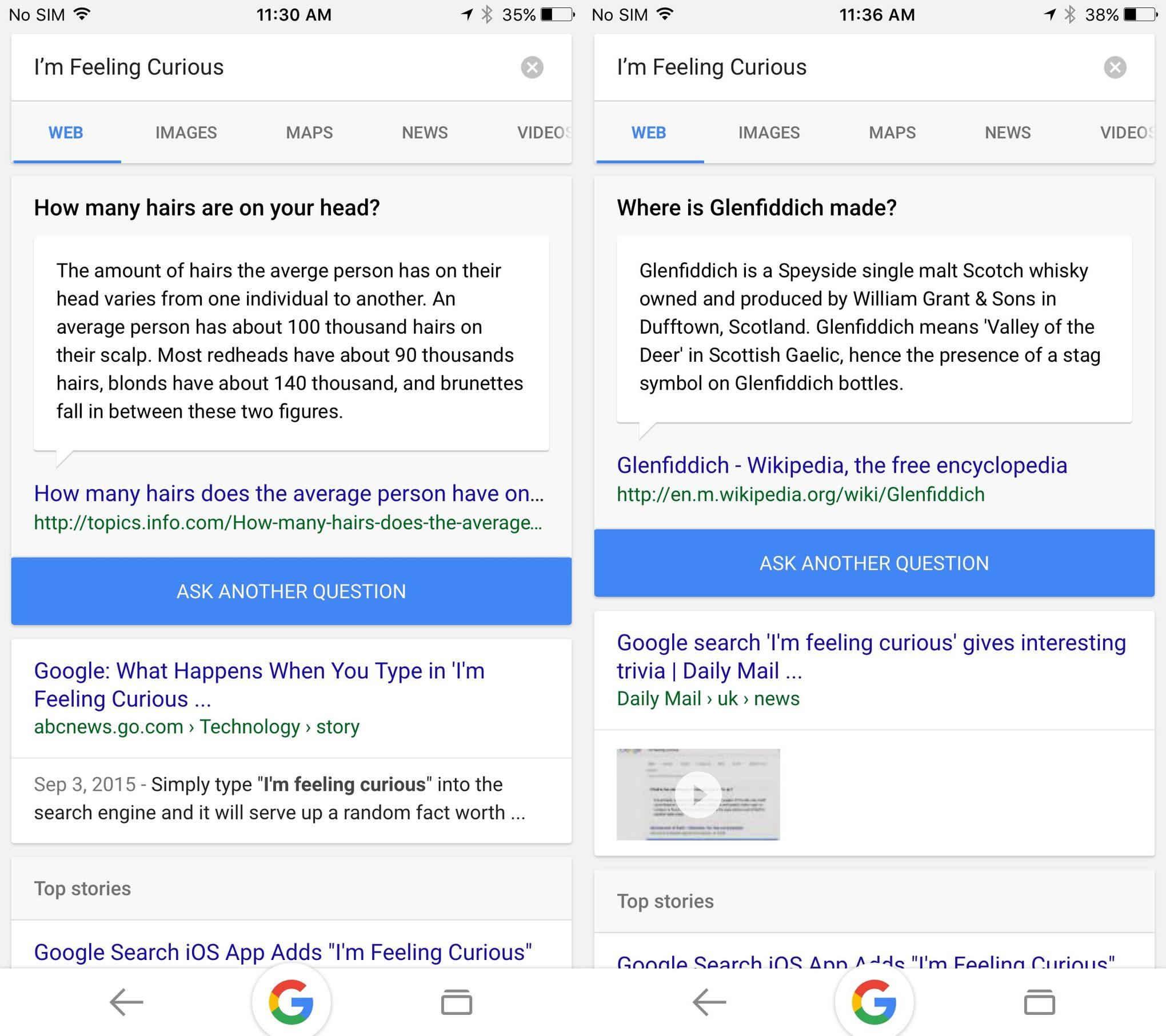 کاربرد جالب گوگل برای فناوری تاچ سه بعدی اپل