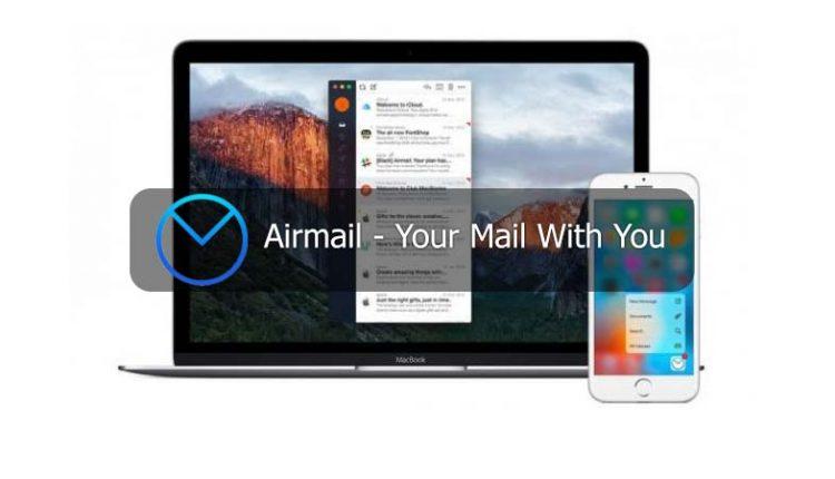 اپلیکیشن Airmail آیفون