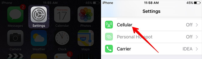 Cellular-Settings-on-iPhone-in-iOS-9