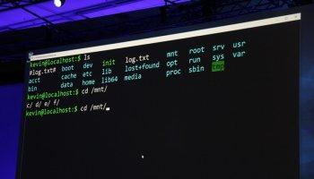 خط فرمان لینوکس به ویندوز 10 میآید