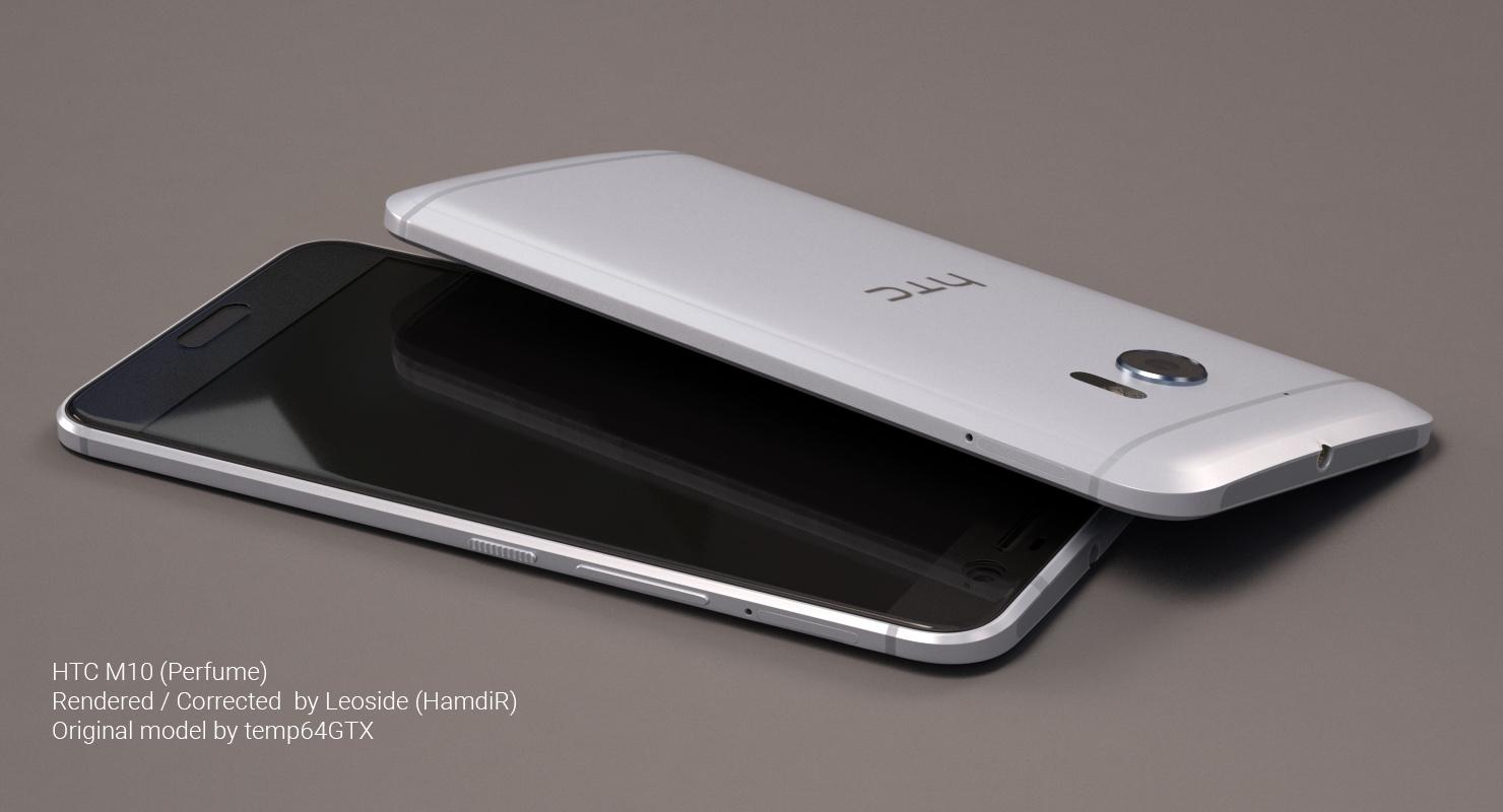HTC 10 One M10