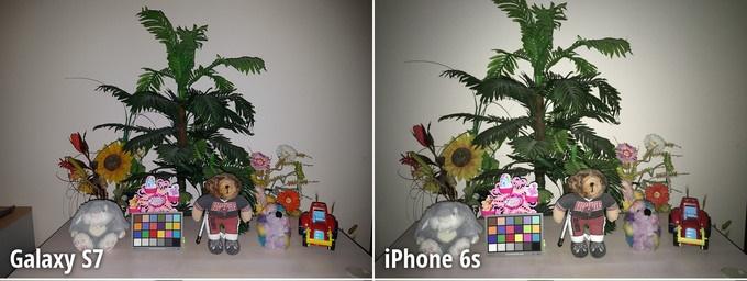 مرحله 11 مقایسه دوربین گلکسی اس 7 و آیفون 6 اس