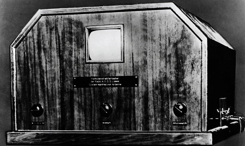 اولین تلویزیون