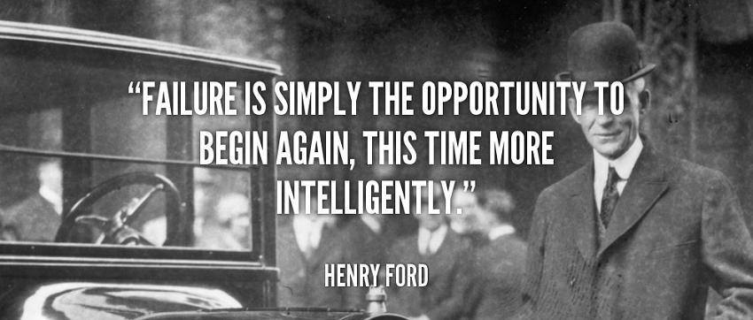 هنری فورد، بنیانگذار شرکت فورد
