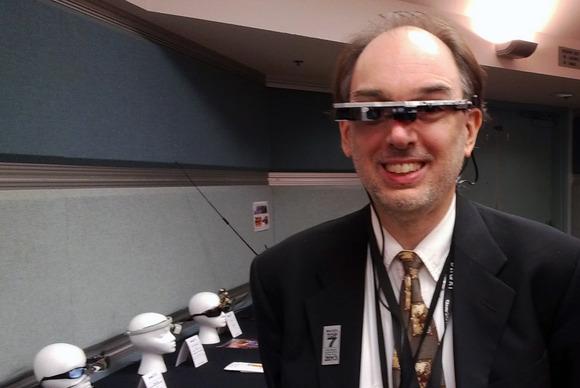 استیو مان، پدر رایانههای پوشیدنی