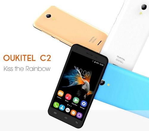 گوشی OUKITEL C2