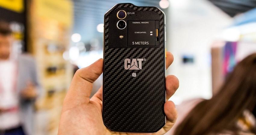 گوشی هوشمند CAT S60