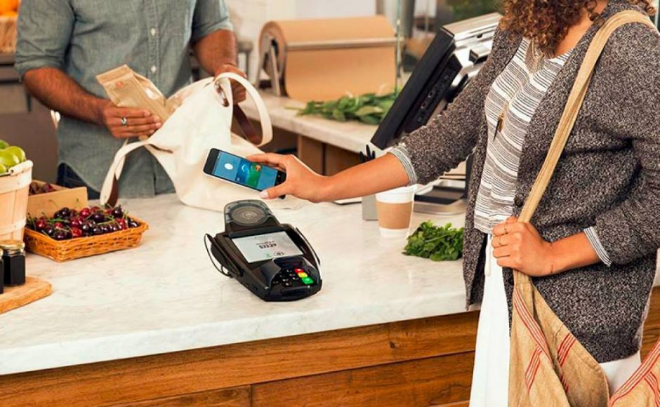 Android Pay در آسیا