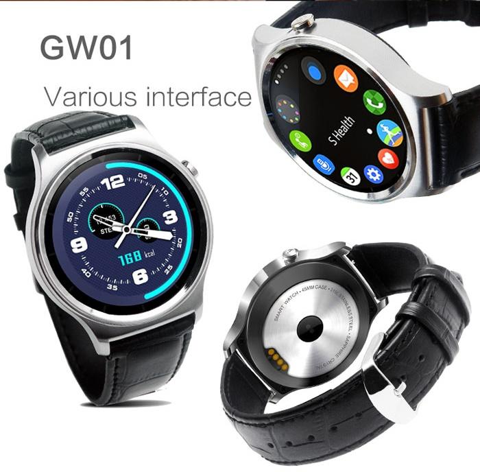 ساعت هوشمند Ulefone GW01