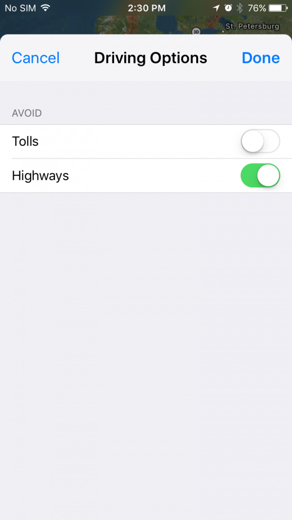 Avoid-tolls-or-highways-option-in-Maps-navigation