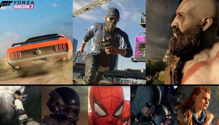 معرفی 20 بازی تاثیر گذار در E3 2016