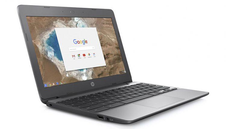کروم بوک HP Chromebook 11 G5