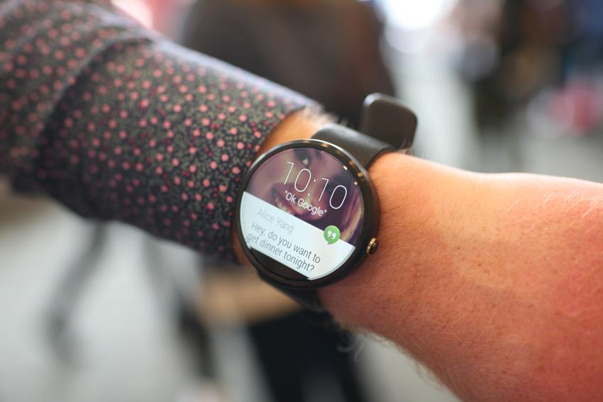 ساعت هوشمند Moto 360