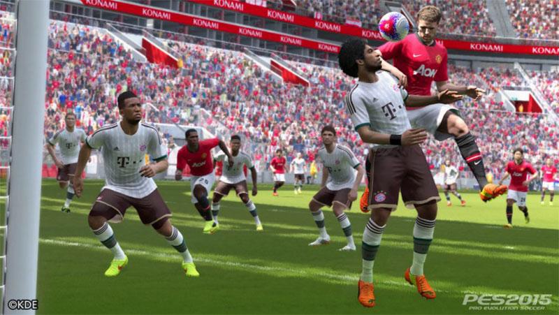 بازی پرو 2015