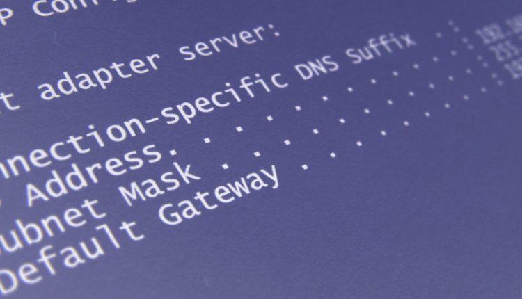 چگونه در ویندوز 7، 8 و 10 IP خود را ببینید و آن را تغییر دهید