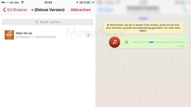 WhatsApp-Apple-Music-Integration