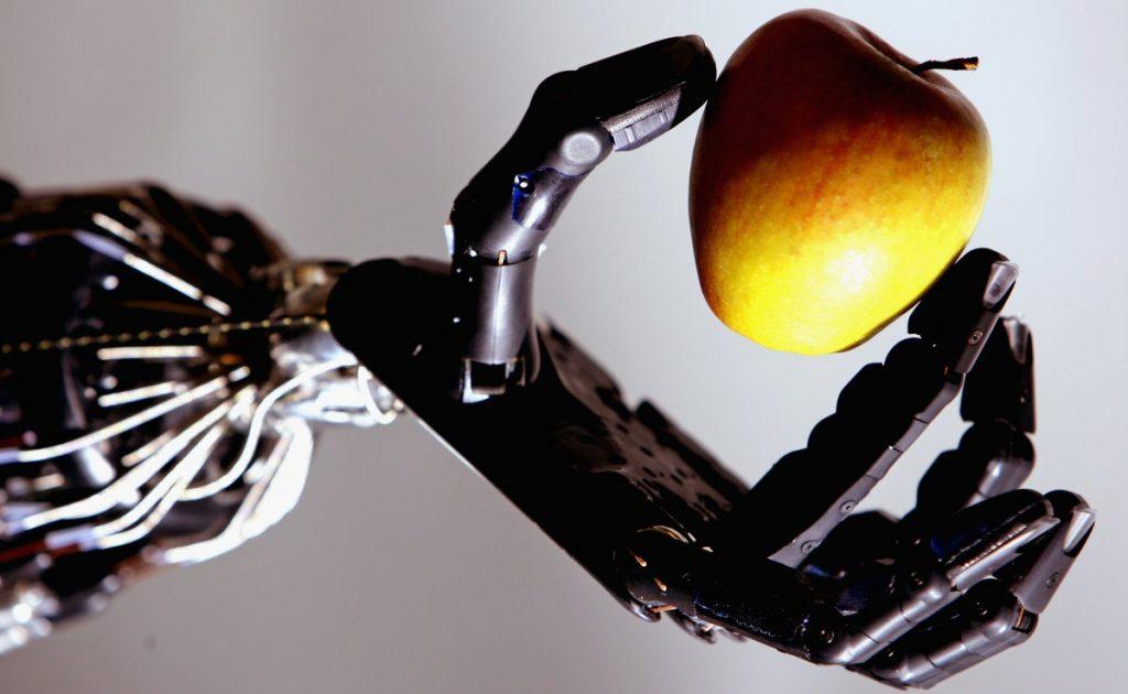 ربات کارگر