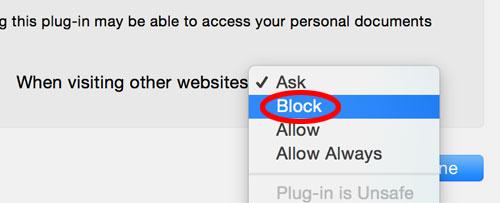disable-flash-safari-block