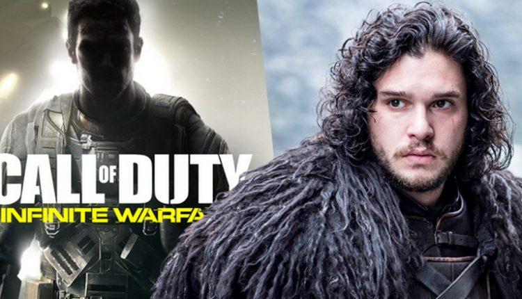 ستاره بازی تاج و تخت در Call of Duty