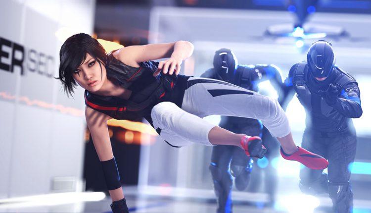 نرم افزار ویژه بازی Mirror's Edge Catalyst منتشر شد