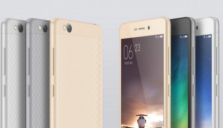 با شیائومی Redmi 3S آشنا شوید؛ یک گوشی مقرون به صرفه، مجهز به اسکنر اثر انگشت