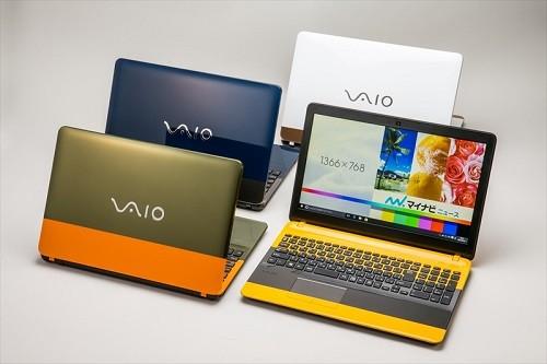 لپتاپ های جدید وایو طراحی رنگی خواهند داشت