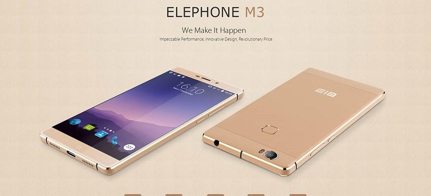 گوشی الفون M3