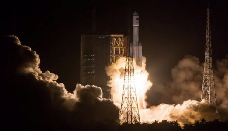 سوخت رسان ماهواره چینی