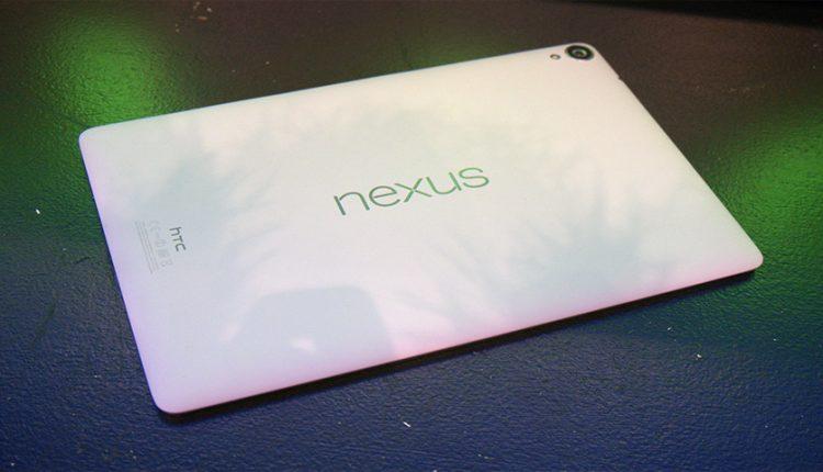 تبلت HTC Nexus 9