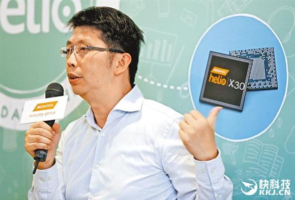 معرفی پردازنده Helio X30 مدیاتک