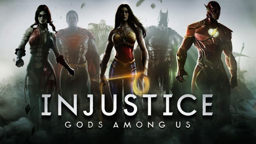 بازی Injustice: Gods Among Us