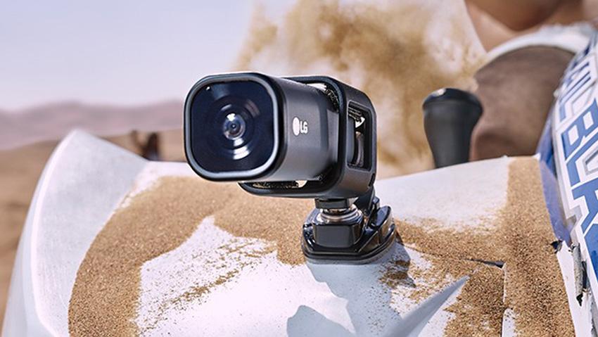 دوربین اکشن ال جی LG Action CAM LTE