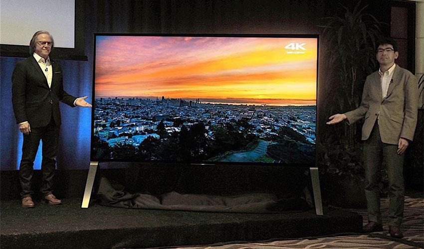 تلویزیونهای 4K سری Z
