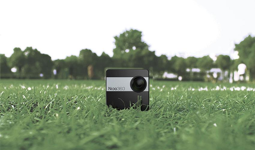 نیکو 360 کوچکترین دوربین 360 درجه دنیا