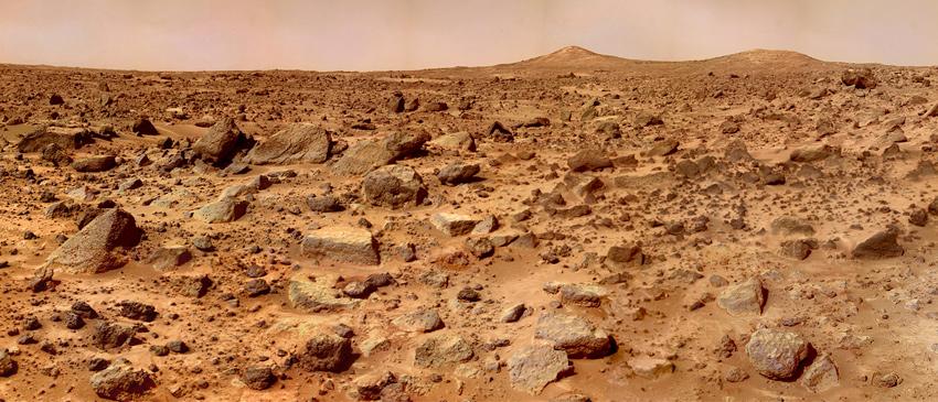 ناسا خاک و سنگ مریخ را به کره زمین خواهد آورد