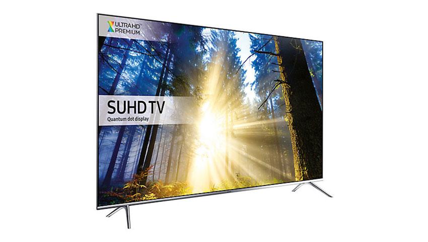 تلویزیون مدل UE55KS7000 سامسونگ