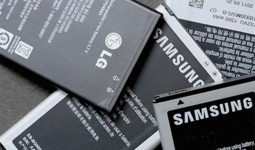 باتری گوشیهای هوشمند