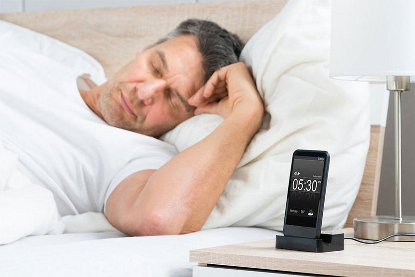 گوشی هوشمند به عنوان ساعت کوکی