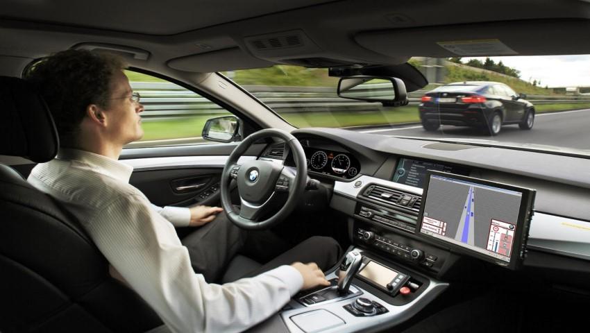 خودروی بدون راننده بی ام دابلیو  شرکت های اینتل و ب ام و  تا سال 2021 خودروهای خودران میسازند bmw and continental work together to design self driving cars 55671 1 Custom