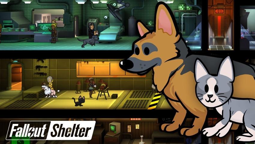 نسخه PC همراه با بهروزرسانیهای جدید برای بازی Fallout Shelter عرضه شد