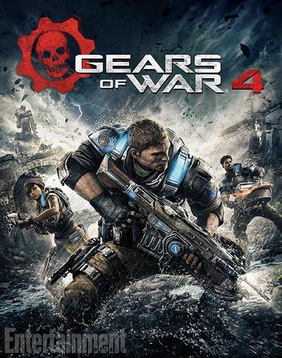 ویژگی هایی اختصاصی gears of war برای کامپیوتر  نسخه کامپیوتر بازی Gears Of War ویژگیهای اختصاصی خواهد داشت ghsfsgh gears of war 4 vertical