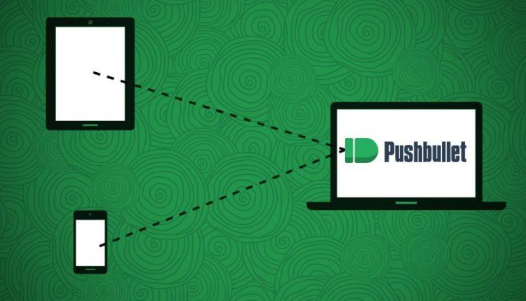 برنامه Pushbullet